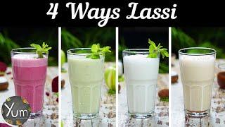 4 Ways Lassi