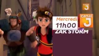 Zak Storm Super Pirate : l'avant première