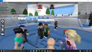 PLAYING SILENT ASSASAIN ON ROBLOX!