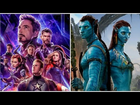 Avengers Endgame now just 7 million dollars behind Avatar at worldwide box office
