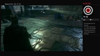 Batman ARKHAM KNIGHT - GAMEPLAY Story Plus Part 7