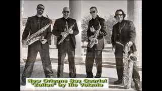 ZOLTAN by Ilio Volante - New Orleans Sax Quartet (USA)