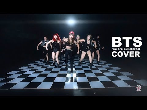 BTS  We Are Bulletproof Pt2  / Studio Artist Cover
