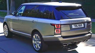 Range Rover SVAutobiography (2018) The new Bentayga slayer