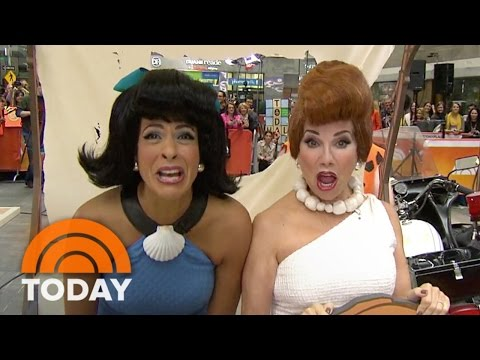 Flashback: KLG & Hoda's Most Hilarious Halloweens | TODAY