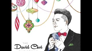David Choi - Deck the Halls [LYRIC VIDEO]