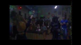 Dmitry Nagorny. Performance in the cafe. Дмитрий Нагорный. Выступление в' Папа Карло'. Донецк РФ.
