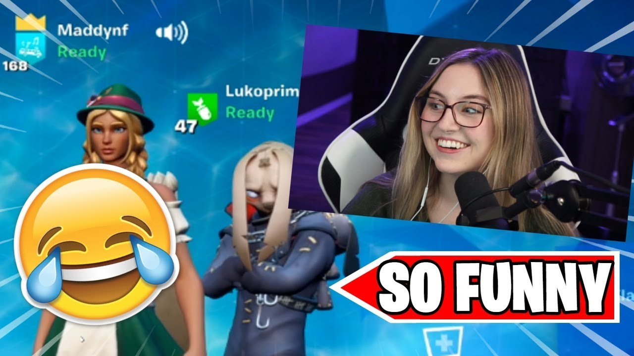 Download Try not to laugh at the funniest 7 year old on Fortnite