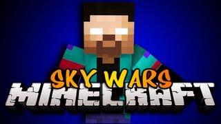 NEW Minecraft 1.6.2 SKY WARS MINIGAME w/NoahCraftFTW#1