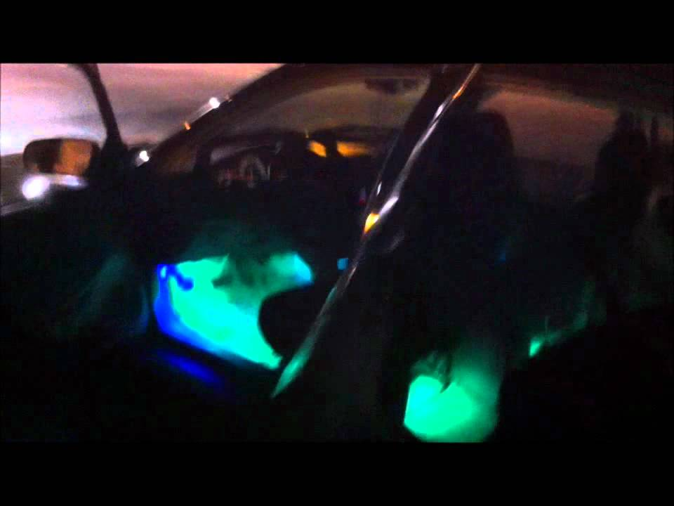 car system loud memphis 15 neon interior lights hid kit youtube. Black Bedroom Furniture Sets. Home Design Ideas