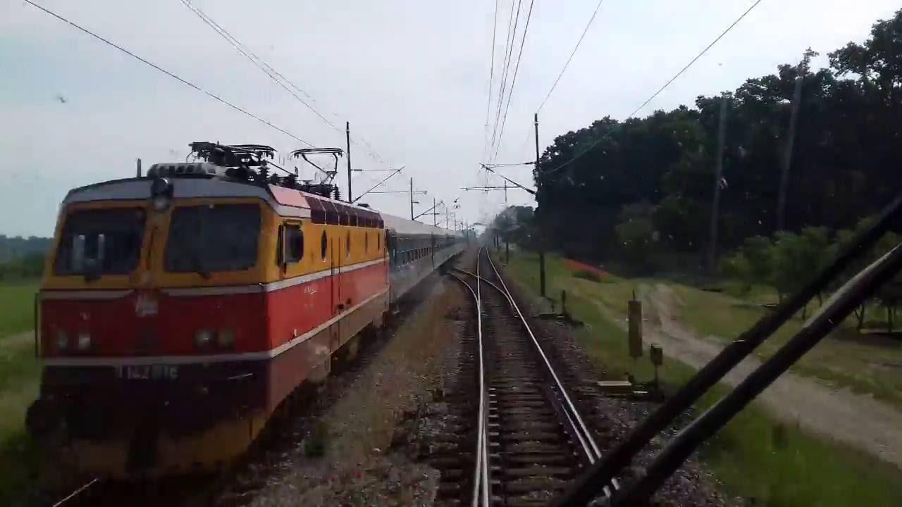 Vlak Zagreb Vinkovci 741 Youtube