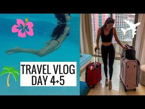 TRAVEL VLOG 3: Grand Hyatt Baha Mar | Molly J Curley