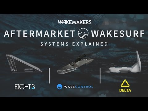 Aftermarket Wakesurf Systems Webinar
