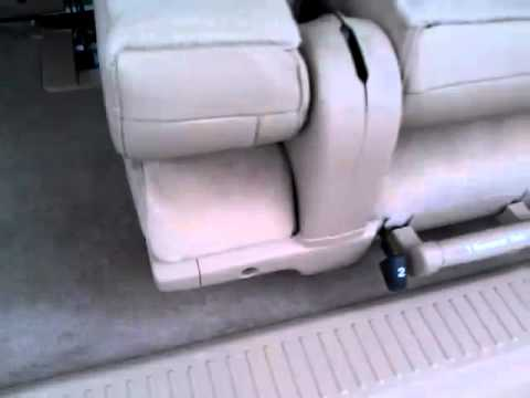 chevy tahoe seats 3rd row return removed youtube. Black Bedroom Furniture Sets. Home Design Ideas