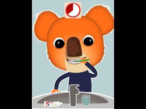 Thumbnail Brosse-toi les dents avec Ben le koala!