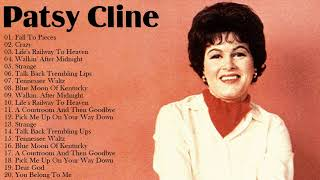 Patsy Cline Greatest Hits Full Album - Best Classic Legend COuntry Songs By Patsy Cline 2021.