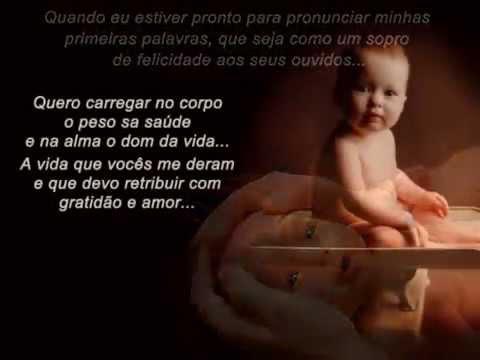 Mensagem Para Nascimento De Bebê Youtube