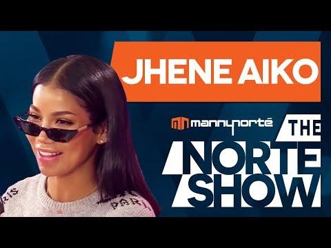 Jhene Aiko Talks Big Sean, Feminism, New Album & More With Manny Norte