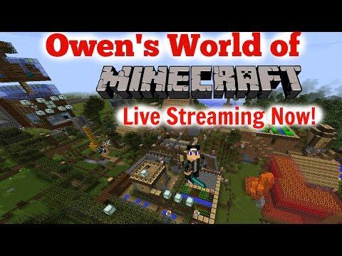 Main ke Map Survival Creative Owen yuk! | TheRempongsHD Minecraft