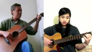 Ta Cần Nhau Em Ơi ! - Ngô Tín - Virginia Nguyễn - Guitar Duet