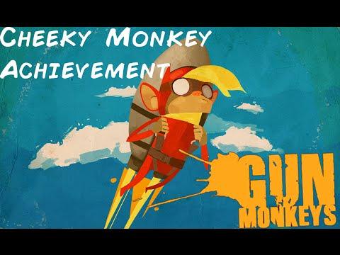 Gun Monkeys - Cheeky Monkey Achievement |