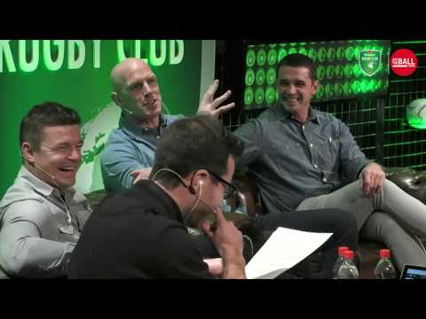 OTB HEINEKEN ROADSHOW | Paul O'Connell with Brian O'Driscoll and Alan Quinlan