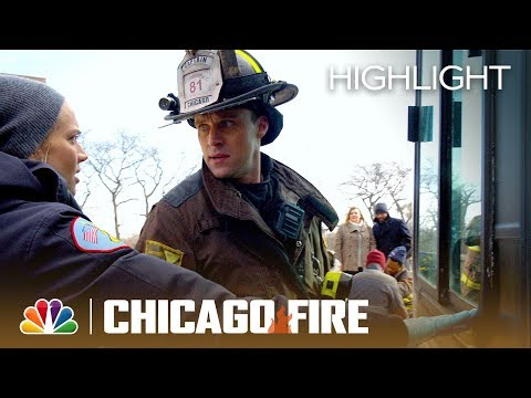 Trapped Under a Bus - Chicago Fire (Episode Highlight)