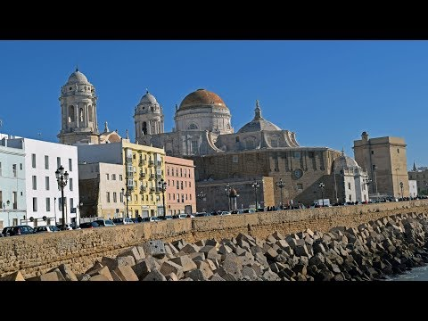 Cadiz - Walking Tour (with MSC Seaside)