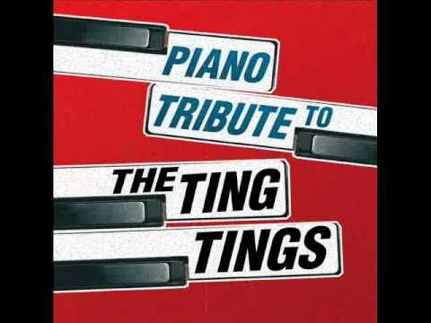 Happy Birthday The Ting Tings Piano Tribute Youtube