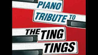 Happy Birthday- The Ting Tings Piano Tribute
