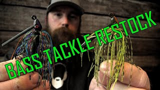 Bass Tackle Restock!!!