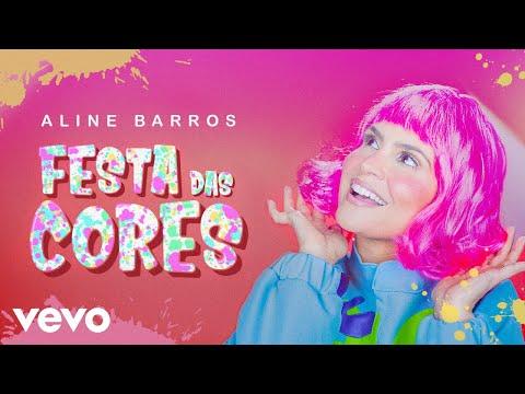 Aline Barros – Festa das Cores (Letra)