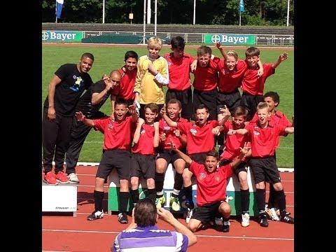 Bayer 05 Uerdingen Pokal deel 1 (30-05-2014)