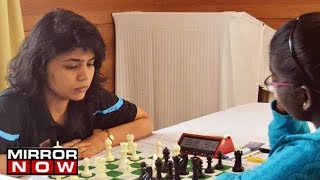 Chess Star Soumya Swaminathan Refuses To Wear Headscarf In Iran