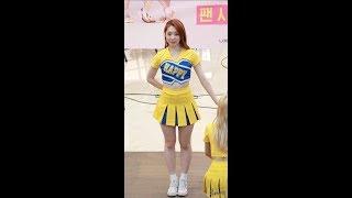 170618 우주소녀(WJSN)_(유연정) Happy [코엑스 라이브플라자 게릴라 공연] 직캠 by 욘바인첼 Resimi