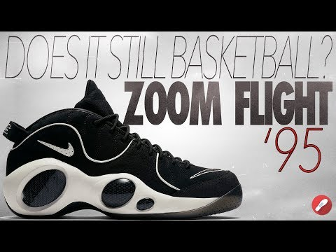 Iconic 90's Sneakers: Triumph or Trash? Nike Air Zoom Flight