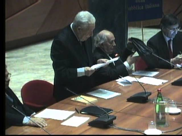 Come parla il Parlamento - on. Rosati