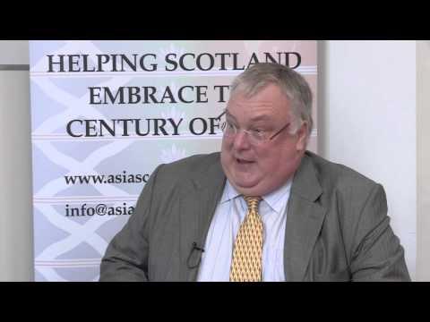 Asia Scotland Institute Hugh Young Interview