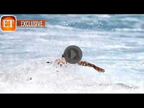 Supermodel Heidi Klum Rescues Family On Oahu
