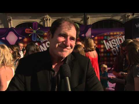 Inside Out Premiere Interview - Richard Kind (Bing Bong)