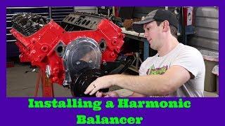 Harmonic Balancer Removal & Installation