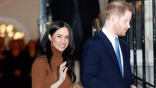 Duke and Duchess of Sussex stepping down as senior royals