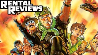 G.I. Joe: The Movie (1987) - Cinemassacre Rental Reviews