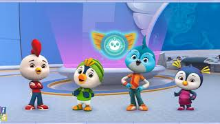 Top Wing Virtual Reality Training Missions - Nick Junior Kids Game