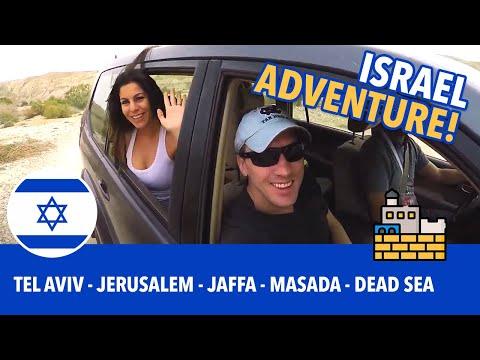 Israel Adventure - Couples Trip - Jerusalem Tel Aviv Masada Dead Sea - Whit Walker