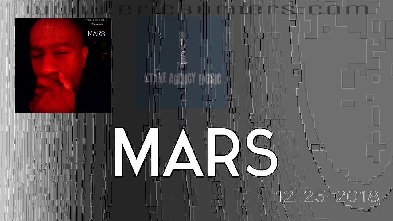 MARS ALBUM PROMO - Stone Agency Music (E. Borders)
