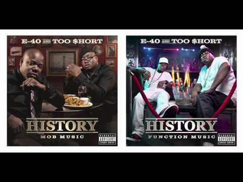 "Function Music: E-40 & Too Short ""Dump Truck"" Feat. Travis Porter,Young Chu (Nov 6th)"