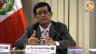 Tema: Mesa Redonda Relaciones China América Latina Facultad de Ciencias Económicas