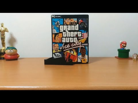 Grand Theft Auto: Vice City - GTA Vice City - PC Unboxing (2003)