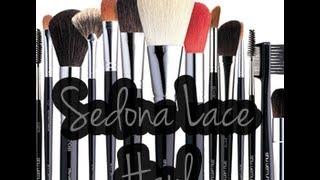 Sedona Lace Makeup Brush Haul Thumbnail